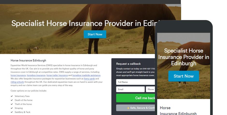 EWIS Horse Insurance